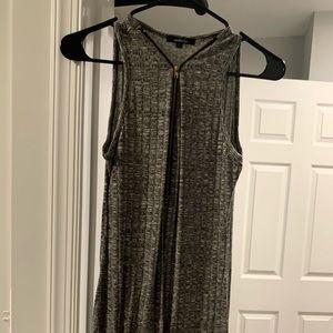 Bodycon zip dress